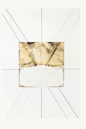 Untitled, mixed media, 60 x 42 cm, 2011