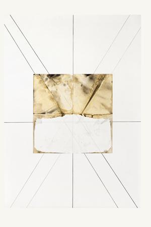Untitled, mixed media, 60 x 42 cm, 2011
